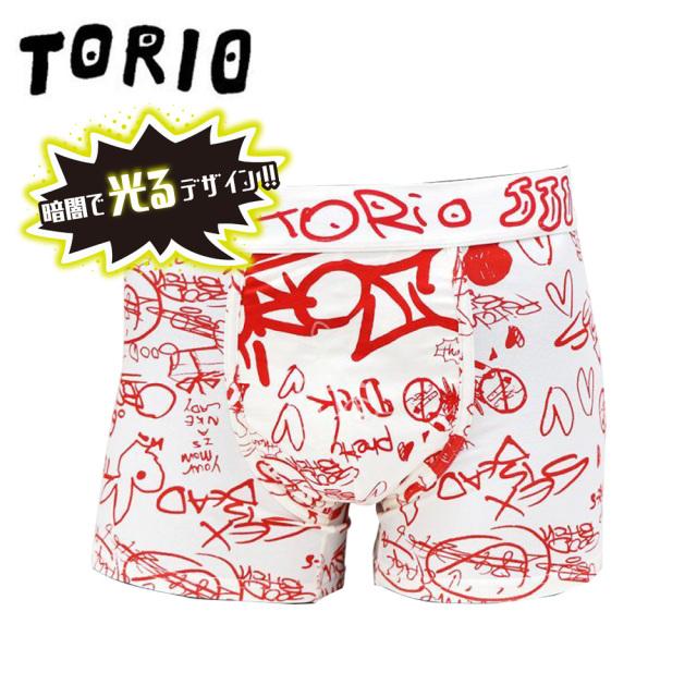 TORIO(トリオ)/TOILET GRAFFITI(トイレグラフィティ)